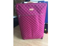 IT luggage suitcase- 4 Wheel- X LRGE- Persian Red