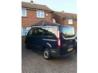 NO VAT 36000 with FSH Ford Tourneo custom 2.2 TDCI 300 ECO-TECH