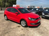 Late 2012 Volkswagen Polo 1.2 TDI Diesel **Full History** (FINANCE AND WARRANTY) (corsa,ibiza,clio)