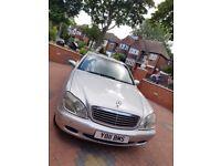 Mercedes Benz 320 S CLASS CDI