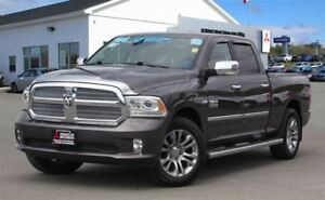 2015 Ram 1500 LARAMIE LIMITED! REDUCED! LEATHER! NAV!