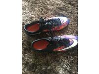 Mercurlary CR7 football boots