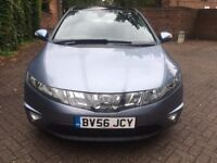 HONDA CIVIC 1.8,AUTOMATIC,YEAR 2007,FULL SERVICE HISTORY,1 PREVIOUS OWNER,PANORAMIC ROOF,LADY OWNER
