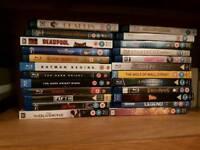 Blu rays offers welcome