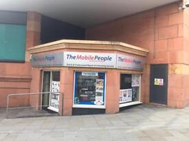 Mobile phone shop business for sale rochdale manchester