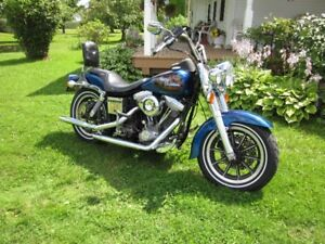 Two Harley Davidsons for sale
