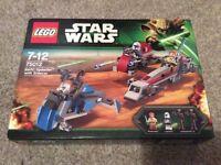 Lego Star Wars 75012 Barc Speeder NEW