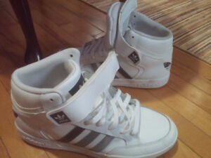Mens Adidas Shoes - Worn twice. Like new. $60