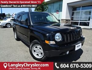 2013 Jeep Patriot W/ AIR CONDITIONING & POWER GROUP