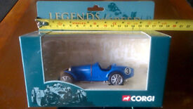 Corgi, Legends Of Speed, 3, PERFECT CONDITION