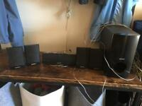 6 working Song speakers! 100% functioning Sony Sound system for TV