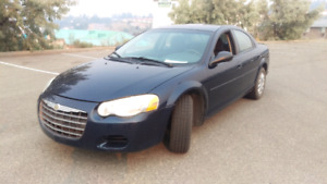 2006 CHRYSLER SEBRING_157000KM ONLY_EXCELLENT CONDITION