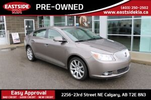 2011 Buick LaCrosse CXS LEATHER SUNROOF LOADED
