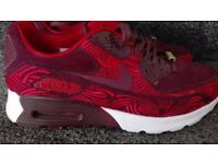 Nike air max size 5.5 more a size 6!