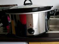 Large Slow Cooker - 5/6l