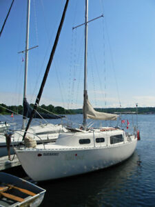 Grampian 26' sailboat