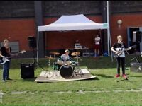 Youth Band for cheap hire