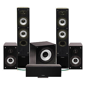 Precision Acoustics Classic 5.1 Channel Speaker Package