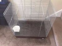 Birds 🐦 Cage Large with a stand