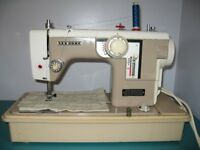 Janome Vintage Sewing machine