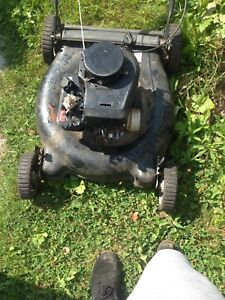 Lawn mower for sale needs diaphragm