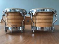 LP Oak Proffesional Bongos for sale