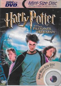 Harry Potter and the Prisoner of Azkaban Brand New Mini Disc DVD