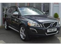 2010 Volvo XC60 D5 [205] R DESIGN SE Premium 5 door AWD Geartronic Diesel Estate