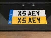 X5 AEY