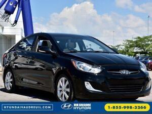 2014 Hyundai Accent GLS AUTO A/C TOIT BLUETOOTH MAGS