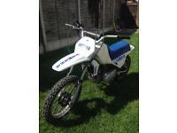 Pit bike 50cc 2 stroke 2 speed crosser