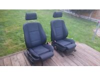 Bmw e39 sport Full electric seats. Good condition