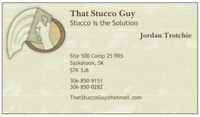 That Stucco Guy