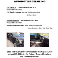 Automotive Detailing / Cleaning