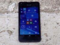 Microsoft Lumia 550 boxed+32GB microSD+spare battery+spare back cover+FREE DELIVERY*