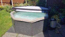 Canada Spa Hot Tub Muskoka 6 Person