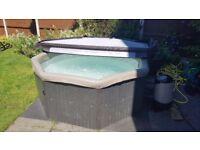 Canada Spa Hot Tub Muskoka 6 Person