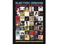 Electric Dreams 80s club