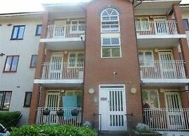 2 Bedroom flat partly furnished