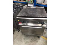 Electrolux E7STGH10G0 Solid Top Gas Oven Range