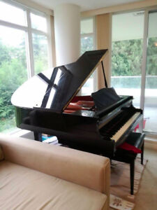 YAMAHA GB1K Baby Grand Piano Excellent Condition