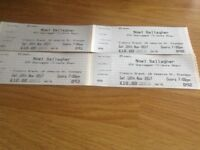 Noel Gallagher Tribute Show 4 tickets