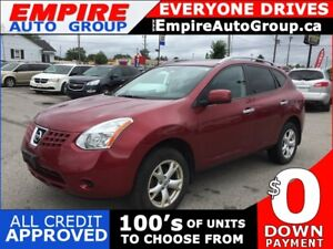 2010 NISSAN ROGUE SL * AWD * LOW KM * MINT CONDITION