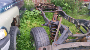 1998 dodge ram 2500 chassis