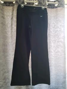 Women's Nike & Adidas fitness pants, medium