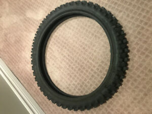 "Dirt Bike - Front Tire - Cross Competition - ""Michelin"""