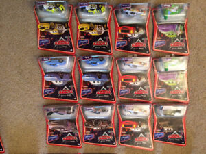 Collection of 92 Packaged Supercharged Original CARS Singles