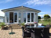 Holiday lodge for sale Cardigan View Morfa Bychan Porthmadog