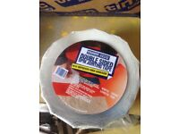 Dpm double sided jointing tape