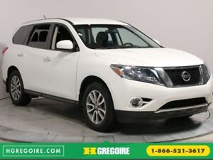 2014 Nissan Pathfinder S 7 PASSAGERS